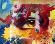 """Pardah"" by Pavithra Devadatta"