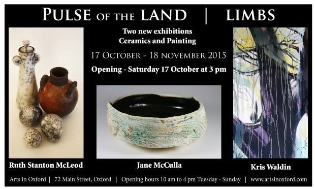 Pulse of the Land invite