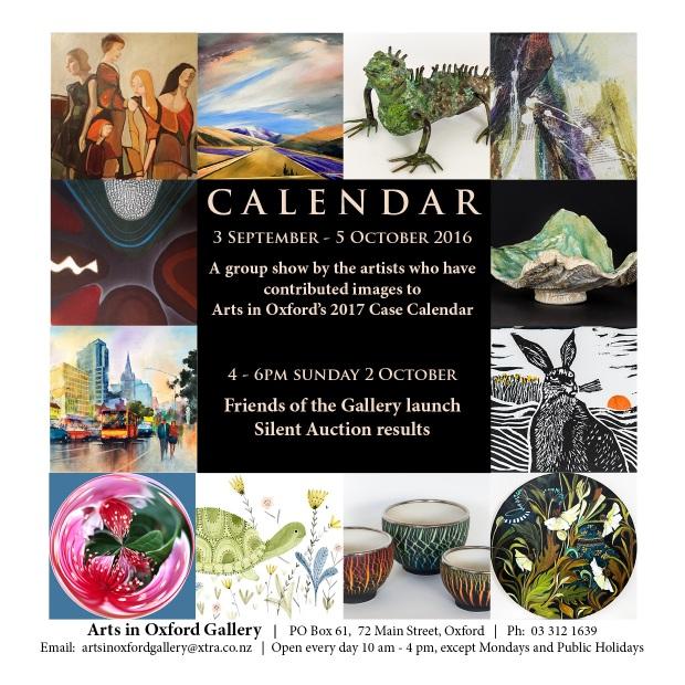 Calendar Friends square invite small