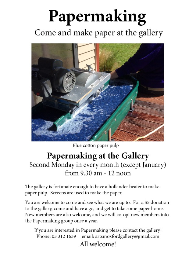 papermaking notice website